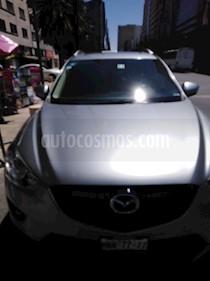 Foto venta Auto usado Mazda CX-5 2.5L S Grand Touring 4x2 (2014) color Aluminio precio $211,000