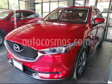 Foto venta Auto usado Mazda CX-5 2.5L S Grand Touring 4x2 (2018) color Rojo precio $470,000