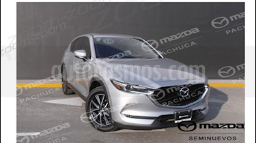 Foto venta Auto Seminuevo Mazda CX-5 2.5L S Grand Touring 4x2 (2018) color Plata Sonic precio $435,000