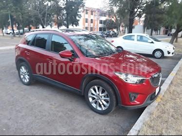Foto venta Auto usado Mazda CX-5 2.5L S Grand Touring 4x2 (2015) color Rojo precio $250,000