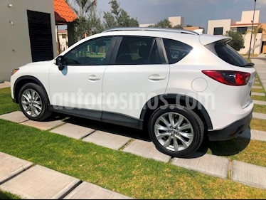 Mazda CX-5 2.5L S Grand Touring 4x2 usado (2015) color Blanco precio $270,000