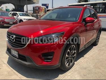 Foto venta Auto usado Mazda CX-5 2.5L S Grand Touring 4x2 (2016) color Rojo precio $280,000