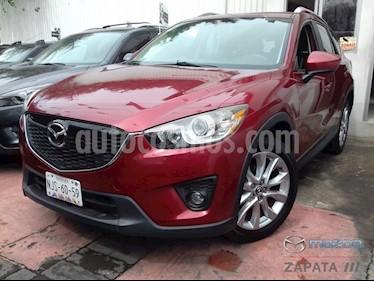Foto Mazda CX-5 2.5L S Grand Touring 4x2 usado (2014) color Rojo precio $245,000