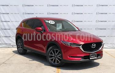 Foto venta Auto usado Mazda CX-5 2.5L S Grand Touring 4x2 (2018) color Rojo precio $455,000