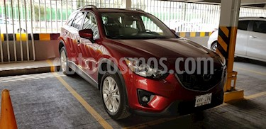 Foto venta Auto Seminuevo Mazda CX-5 2.5L S Grand Touring 4x2 (2014) color Rojo precio $235,000
