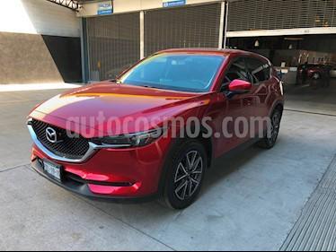 Foto venta Auto usado Mazda CX-5 2.5L S Grand Touring 4x2 (2018) color Rojo precio $429,900