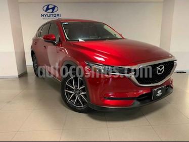 Mazda CX-5 2.5L S Grand Touring 4x2 usado (2018) color Rojo precio $399,000