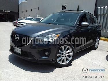 Foto venta Auto usado Mazda CX-5 2.5L S Grand Touring 4x2 (2015) color Gris Meteoro precio $260,000