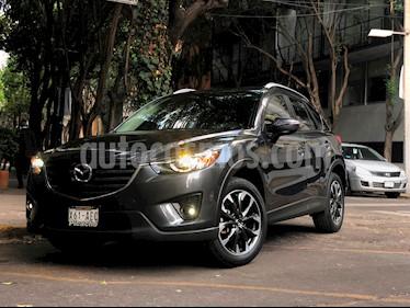 Foto Mazda CX-5 2.5L S Grand Touring 4x2 usado (2016) color Gris Meteoro precio $280,000