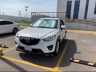 foto Mazda CX-5 2.5L S Grand Touring 4x2 usado (2015) color Blanco precio $260,000