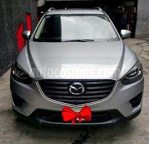 Foto Mazda CX-5 2.5L S Grand Touring 4x2 usado (2016) color Plata precio $317,000