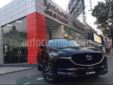 Foto venta Auto Seminuevo Mazda CX-5 2.5L S Grand Touring 4x2 (2018) color Negro precio $435,000