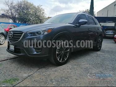 foto Mazda CX-5 2.5L S Grand Touring 4x2 usado (2017) color Gris Meteoro precio $350,000