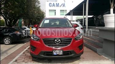 Foto venta Auto Seminuevo Mazda CX-5 2.5L S Grand Touring 4x4 (2016) color Rojo precio $329,900