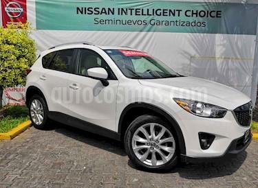 Foto venta Auto usado Mazda CX-5 2.5L S Grand Touring 4x4 (2014) color Blanco precio $236,000