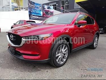 Foto venta Auto usado Mazda CX-5 2.5L T Signature (2019) color Rojo precio $540,000