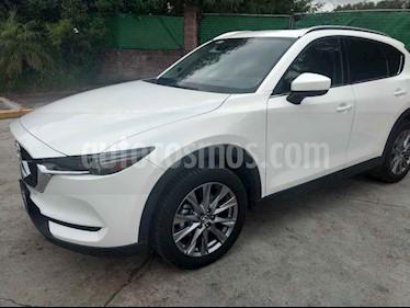 Foto Mazda CX-5 2.5L T Signature usado (2019) color Blanco precio $517,000