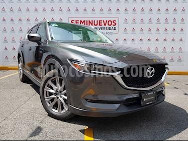 Foto venta Auto usado Mazda CX-5 2.5L T Signature (2019) color Gris Titanio precio $519,000