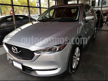 Foto venta Auto usado Mazda CX-5 2.5L T Signature (2019) color Plata Sonic precio $545,000