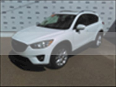 Mazda CX-5 5P GRAND TOURING I 2.0 AUT. usado (2014) color Blanco precio $220,000