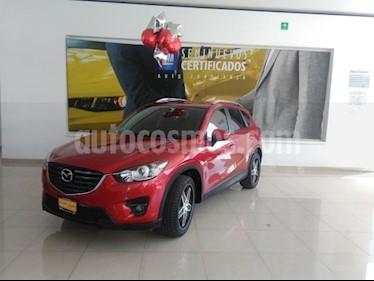 Foto Mazda CX-5 5p Grand Touring i L4/2.0 Aut usado (2016) color Rojo precio $293,900