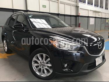 Foto venta Auto Seminuevo Mazda CX-5 5p Grand Touring s L4/2.5 Aut (2015) color Negro precio $285,000