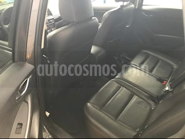 Foto venta Auto usado Mazda CX-5 5p Grand Touring s L4/2.5 Aut (2015) color Gris precio $280,000