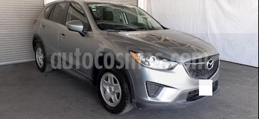 Foto Mazda CX-5 5p i L4/2.0 Aut usado (2014) color Gris precio $209,000