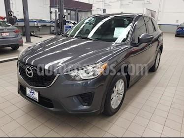 Foto venta Auto usado Mazda CX-5 5p Sport i L4/2.0 Aut (2014) color Gris precio $219,000