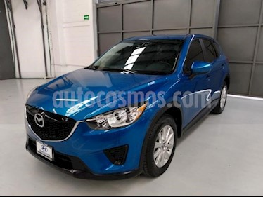 foto Mazda CX-5 5p Sport i L4/2.0 Aut usado (2014) color Azul precio $220,000