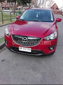 Mazda CX-5 2.0L R 2WD Aut usado (2014) color Rojo precio $8.150.000