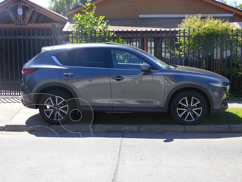 Mazda CX-5 2.2L GT Diesle AWD Aut usado (2019) color Gris Mica precio $21.400.000