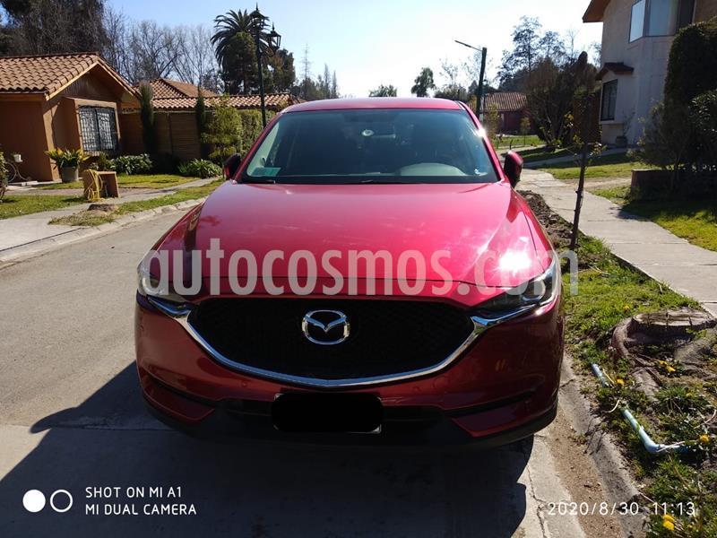 Mazda CX-5 2.0L R 2WD Aut usado (2019) color Rojo precio $15.650.000