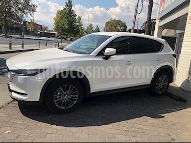 Mazda CX-5 2.0L R 2WD Aut usado (2020) color Blanco precio $16.200.000