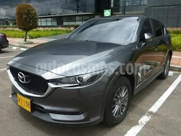 Mazda CX-5 2.0L Touring 4x2 Aut   usado (2020) color Gris precio $93.000.000