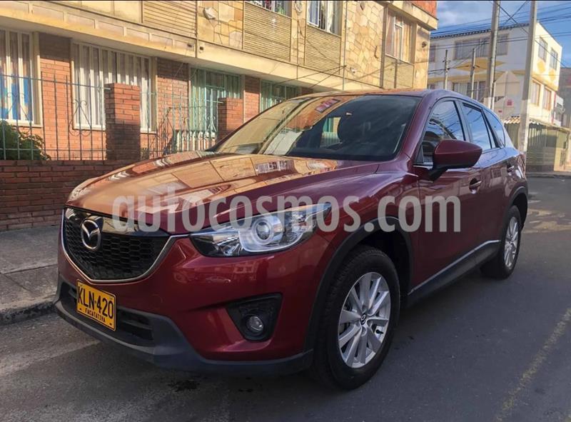 Mazda CX-5 2.0L Touring 4x2 Aut   usado (2014) color Rojo precio $52.500.000