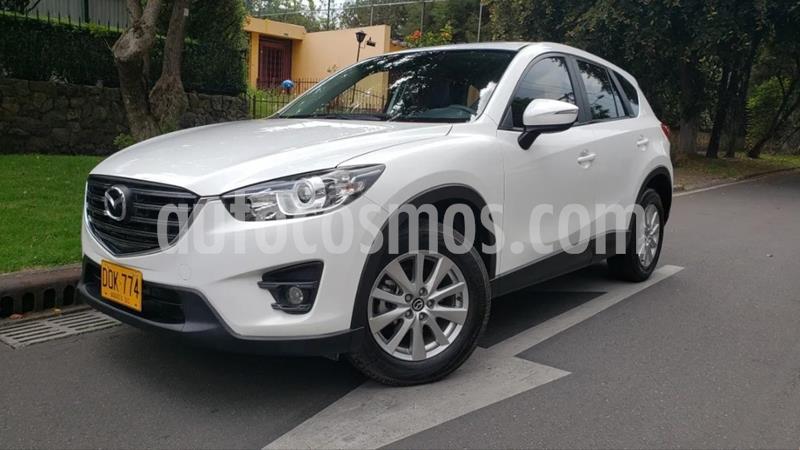 Mazda CX-5 2.0L Touring 4x2 Aut   usado (2017) color Blanco precio $80.900.000