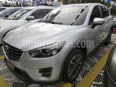 Foto Mazda CX-5 Grand Touring 2.5L 4x4 Aut   usado (2017) color Plata precio $85.900.000