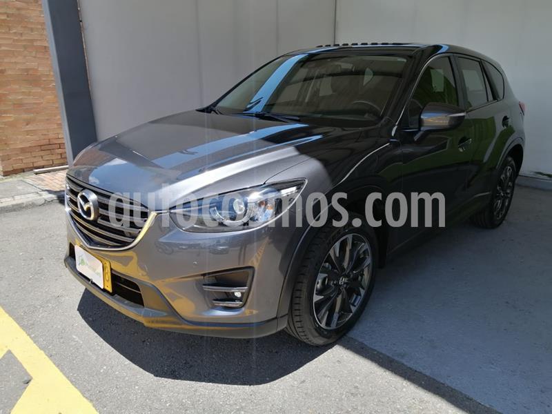 Mazda CX-5 2.5L Grand Touring LX 4x4 Aut  usado (2017) color Gris Meteoro precio $76.990.000