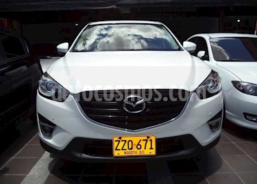 Mazda CX-5 2.5L Grand Touring 4x4 Aut   usado (2015) color Blanco precio $42.000.000