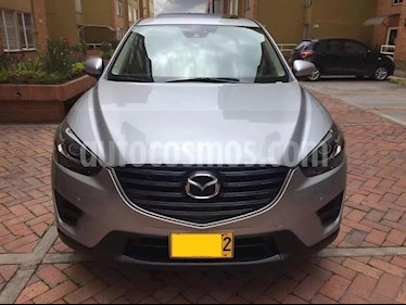 Mazda CX-5 2.5L Grand Touring 4x4 Aut   usado (2017) color Gris precio $60.000.000