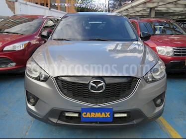 Foto Mazda CX-5 High 2.0L Aut 4x4 usado (2015) color Gris precio $67.900.000