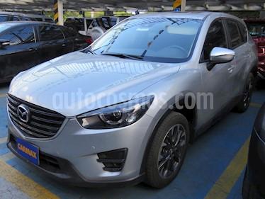 Mazda CX-5 2.5L Grand Touring LX 4x4 Aut  usado (2017) color Plata precio $97.900.000