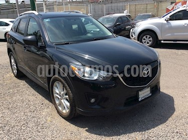 Foto venta Auto usado Mazda CX-5 CX5 i GRAND TOURING AUT (2014) color Negro precio $235,000