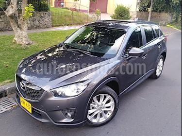 Foto venta Carro usado Mazda CX-5 Grand Touring 2.5L 4x4 Aut  (2015) color Gris Meteoro precio $71.900.000