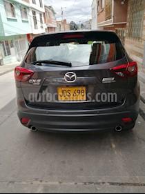 Mazda CX-5 Grand Touring 2.5L 4x4 Aut   usado (2017) color Gris precio $84.000.000