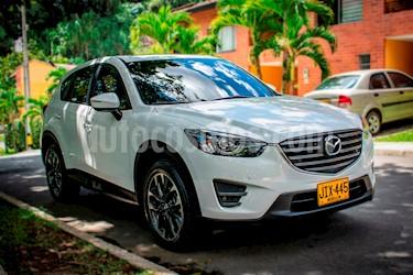 foto Mazda CX-5 Grand Touring LX 2.5L 4x4 Aut  usado (2017) color Blanco Perla precio $94.900.000