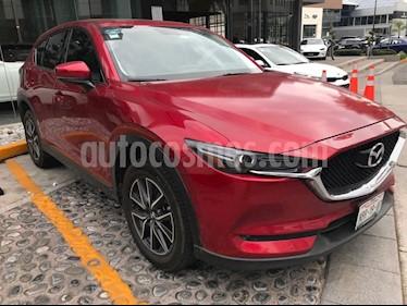 Foto Mazda CX-5 i Grand Touring  usado (2018) color Rojo precio $365,000