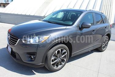 Foto venta Auto usado Mazda CX-5 i Grand Touring  (2016) color Gris Metropolitano precio $299,000