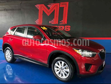 foto Mazda CX-5 2.0L i Sport usado (2014) color Rojo precio $218,000